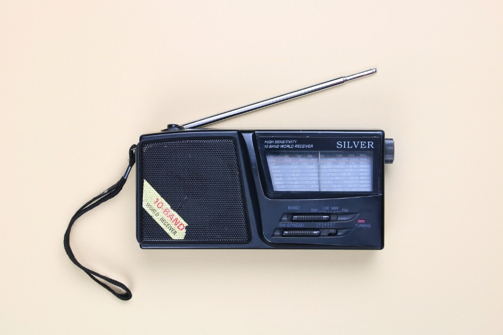 7. Gorilla Marketing Appear on Local Radio