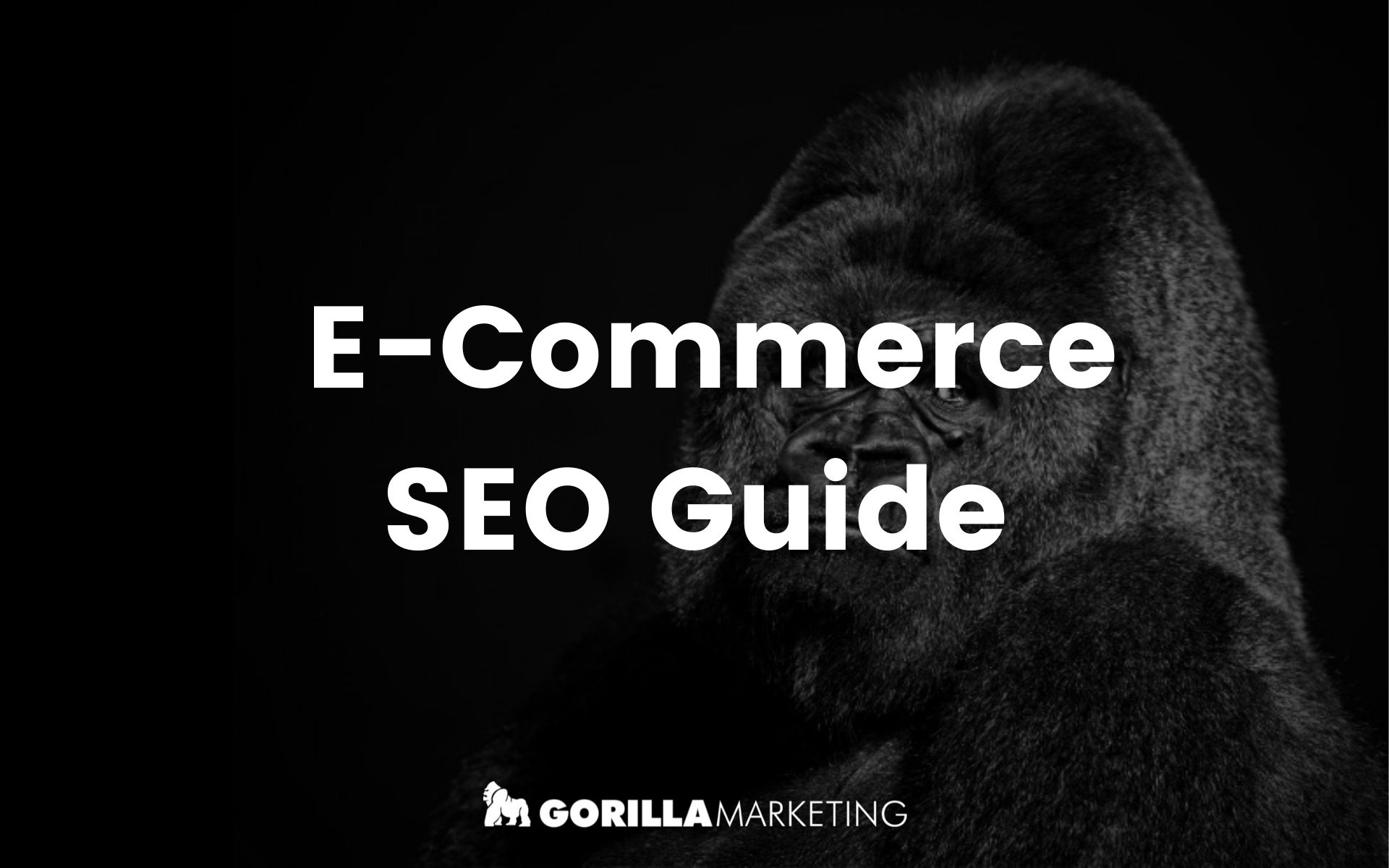 E Commerce SEO Guide