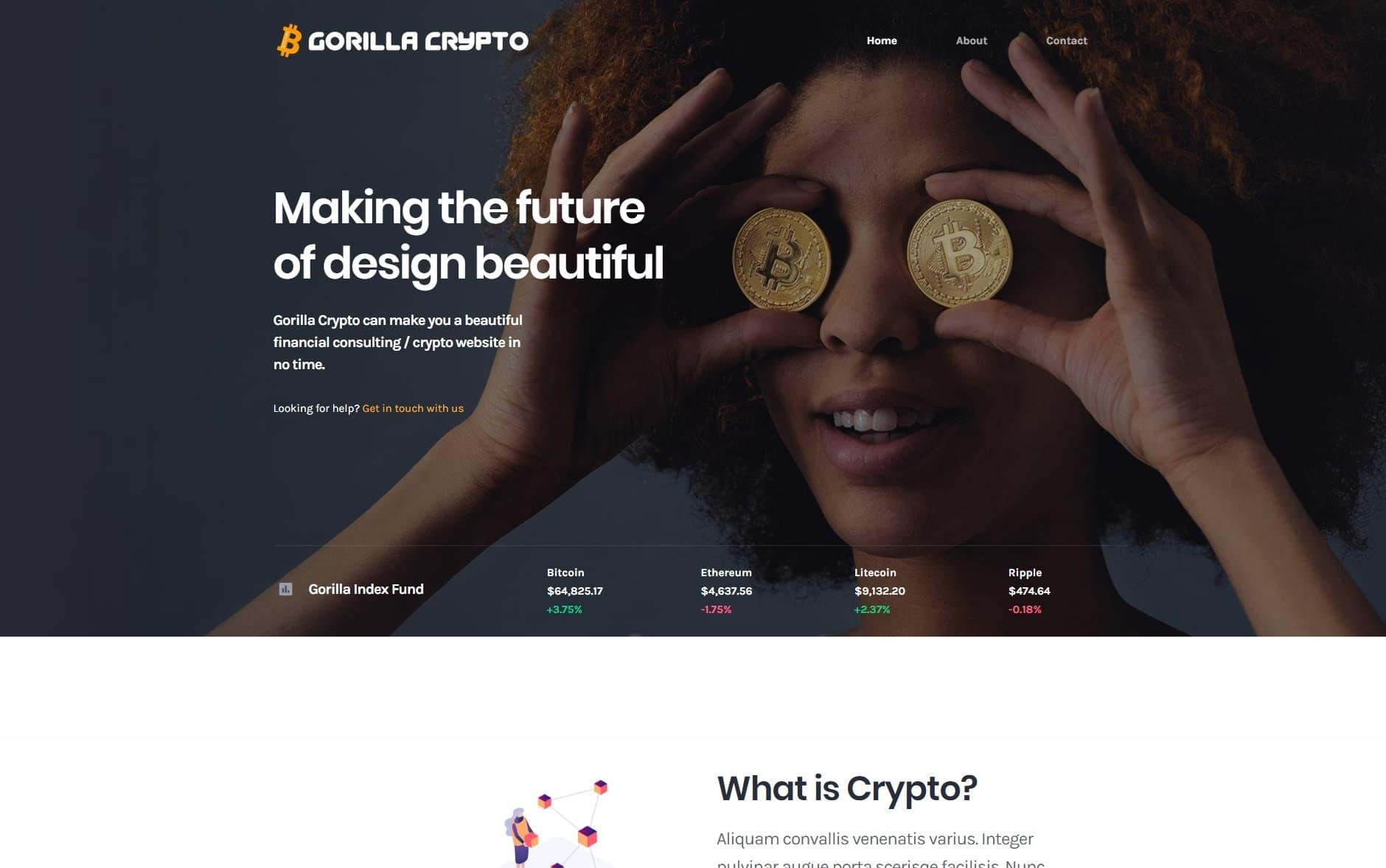 Gorilla Web Design Portfolio 13