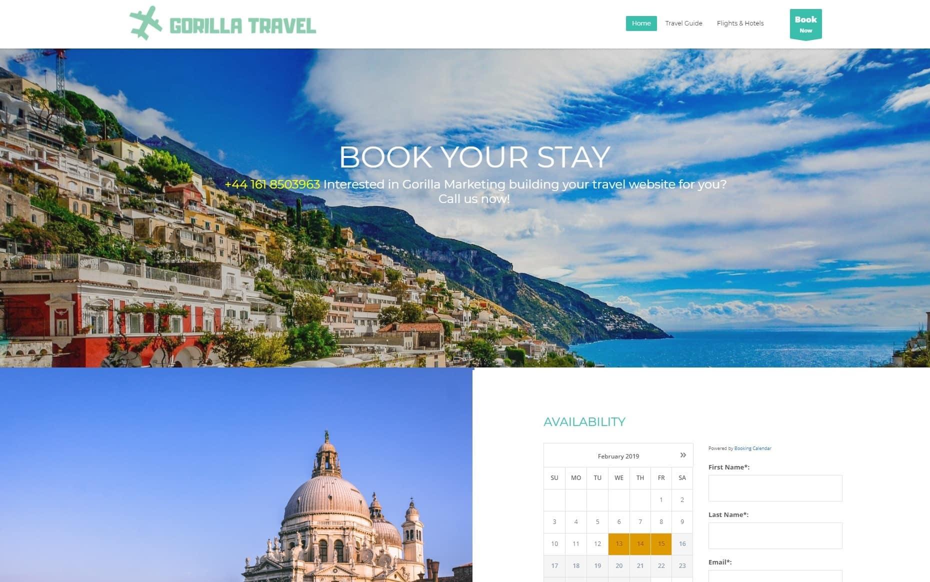 Gorilla Web Design Portfolio 17