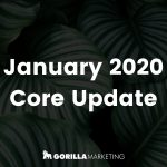 January 2020 Core Update