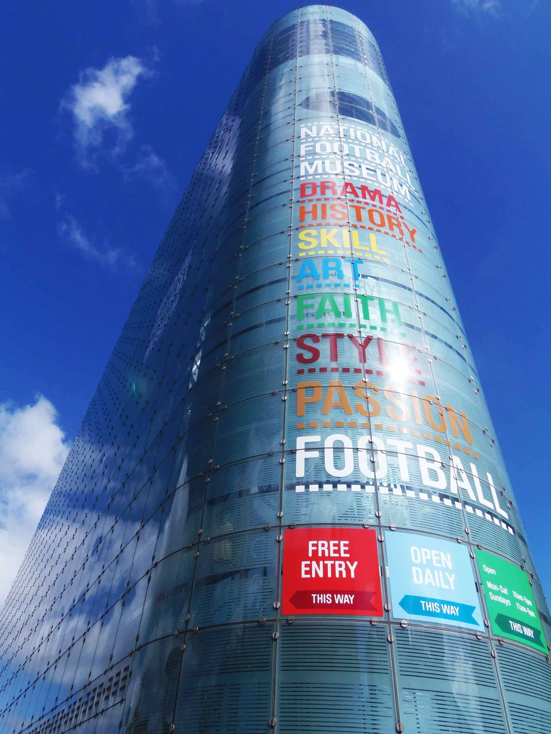 National Football Museum scaled
