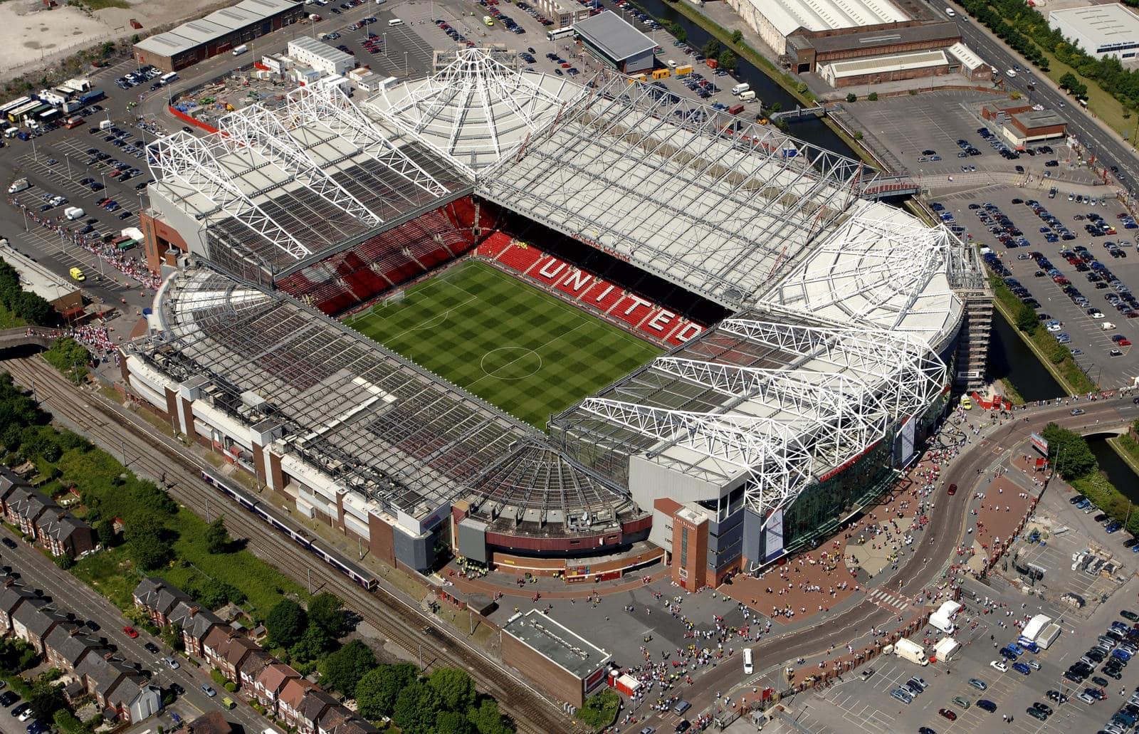 Old Trafford Football Ground
