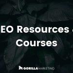 External SEO Resources & Courses