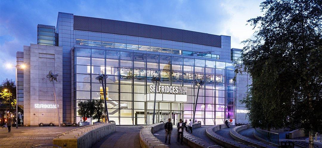 Selfridges Manchester 1