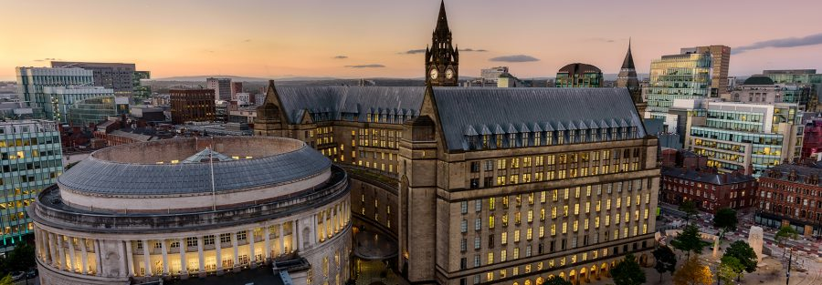St Peters Square Manchester
