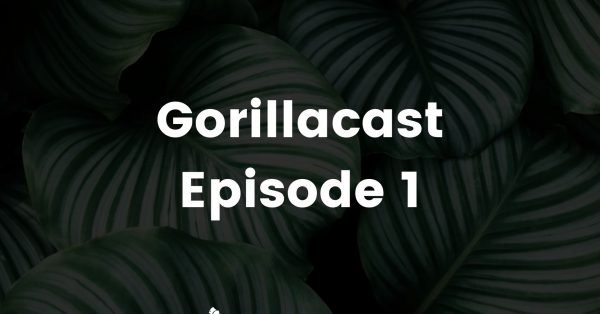 The Gorillacast Episode 1